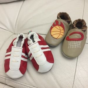 MOMO baby and mepiQ Baby Shoes